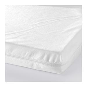 【IKEA/イケア/通販】「キッズ・マットレス」 VYSSA SLAPPNA 70×160ベッド用マットレス, ホワイト, 70x160 cm (202.134.49) moblife