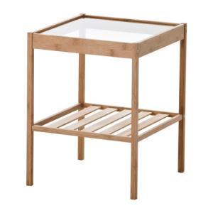 ベッドサイドテーブル サイドテーブル ナイトテーブル IKEA イケア NESNA ネスナ 202.471.28の画像