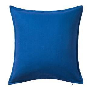 IKEA・イケア クッション GURLIクッションカバー, ブルー(202.811.41)|moblife