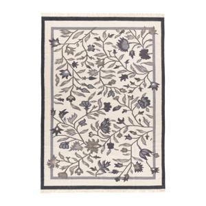 IKEA・イケア リビングルーム・ラグ ALVINE ラグ 平織り, 手織り グレー 170x240 cm  (203.146.79)|moblife