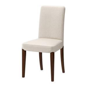 IKEA・イケア 椅子 チェア・ダイニングチェア HENRIKSDAL チェア, ブラウン, リッネリード ナチュラル(298.742.18) moblife