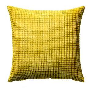 IKEA・イケア クッション GULLKLOCKA クッションカバー/イエロー (302.864.64)|moblife