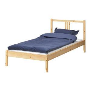 IKEA・イケア ベッド ベッドフレーム, パイン材, ルーローイ (390.078.21)|moblife