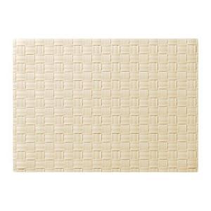 IKEA・イケア 食卓・マット ORDENTLIG プレースマット, オフホワイト, 45x32 cm (401.752.34)|moblife