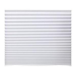 IKEA・イケア カーテン・ブラインド SCHOTTIS プリーツブラインド, ホワイト, 90x190 cm (402.422.81)