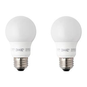 IKEA・イケア 照明・電球  RYET LED電球 E26 400ルーメン, 球形 オパールホワイト (403.062.73)|moblife