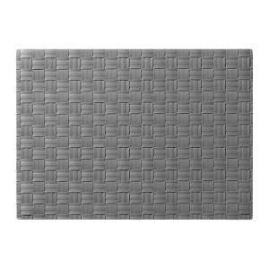 IKEA・イケア 食卓・マット ORDENTLIG プレースマット, グレー, 45x32 cm (501.764.45)|moblife