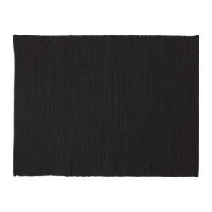 【IKEA/イケア/通販】 「食卓・マット」MARITプレースマット, ブラック(602.461.84)|moblife