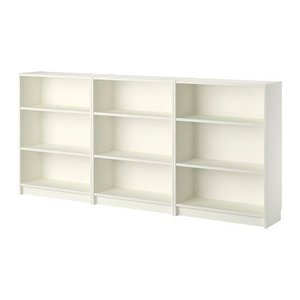 IKEA イケア 壁面収納家具 書棚 収納 本棚 BILLY  書棚 ホワイト|moblife