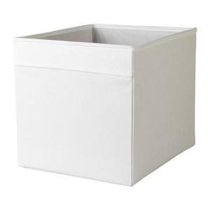IKEA・イケア 収納ボックス・収納ケース   DRONA ボックス, ホワイト(702.628.28)|moblife