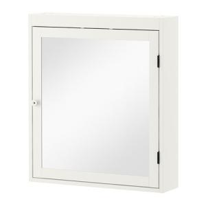 IKEA / イケア / 通販 SILVERAN ミラーキャビネット ホワイト moblife
