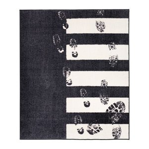 【IKEA/イケア/通販】「キッズ・ラグ」 SNABBFOTAD ラグ パイル短, グレー, 133x160 cm (702.726.67)|moblife