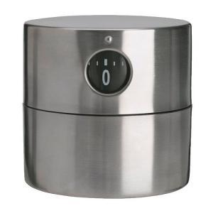 IKEA・イケア インテリア小物・食器 ORDNING タイマー, ステンレススチール (801.744.64)|moblife