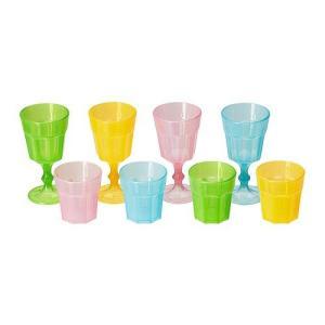 IKEA・イケア おもちゃ・ホビー DUKTIG グラス, マルチカラー (801.906.90)|moblife