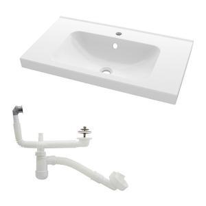 【IKEA/イケア/通販】「バスルーム・洗面ボウル」ODENSVIKシングル洗面ボウル(901.808.03)|moblife