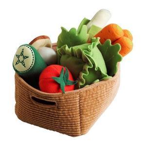 IKEA・イケア おもちゃ・ホビー DUKTIG 野菜セット 14点 (901.857.49)|moblife