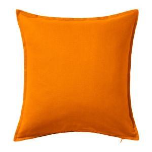 IKEA・イケア クッション GURLIクッションカバー, オレンジ(902.811.47)|moblife
