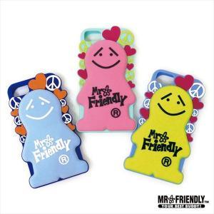 ミスターフレンドリー Mr.Friendly スマホケース 通販 ミスターフレンドリーカフェ スマホケース iphone iphone 6 6s 7対応 シリコンケース|moccasin