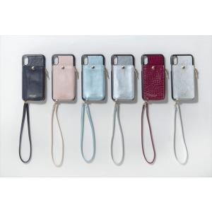 スマホケース iPhoneX 通販 スマホカバー iPhoneXS 女性用 レディース おしゃれ かわいい 上品 きれいめ コインケース カード収納 カード入れ 小銭入れ|moccasin