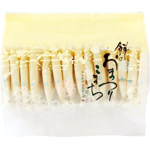 (※期日指定9月30日まで)餅のおまつりこまち りんかけカスタード味 詰替パック|mochikichi|02