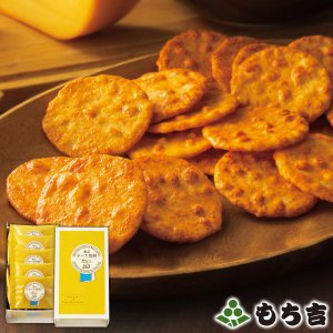 絶品チーズ煎餅 化粧箱 mochikichi