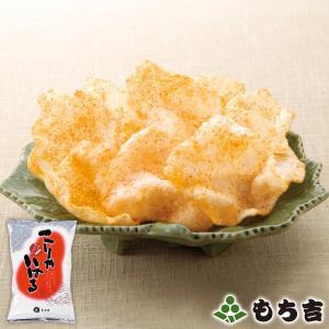 こりゃいける めんたい味 〜お米チップス|mochikichi
