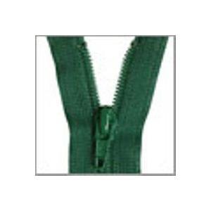 フラットニットファスナー 50cm 深緑