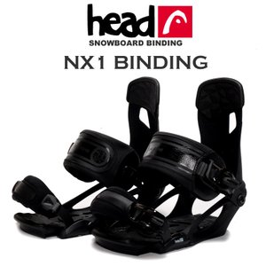 2017 HEAD ヘッド NX ONE BINDING 単品 ビンディング メンズ スノーボード|mocomocotown