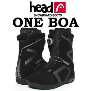 送料込 2017 HEAD ヘッド ONE BOA メンズ ブーツ スノーボード BOAダイヤル ブーツ|mocomocotown