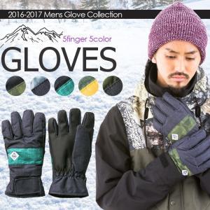 2016-2017 vent スノーグローブ メンズ スノーボード スキー スノーグローブ 手袋 スノボ スノボー 送料無料|mocomocotown