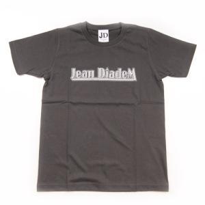 ジーンディアデム JEAN DIADEM 浅野忠信 Tシャツ スクールロゴT レディスサイズ|mocosh