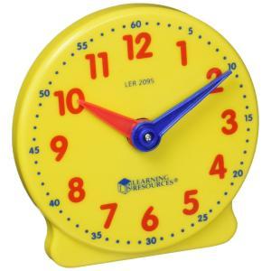 ラーニングリソーシーズ (LEARNING RESOURCES) ラーニングクロック LNR2095|mocotto