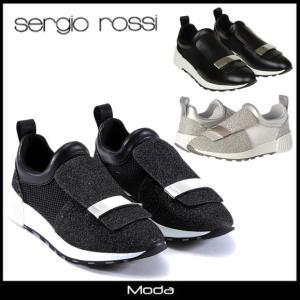 Sergio Rossi(セルジオロッシ)のsr1 Running スニーカーのご紹介です。  19...