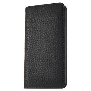 iPhone 7 ケース 手帳型ケース コヨーテ / ブラック×迷彩ブラック modaMania モーダマニア 高級イタリアンレザー シュリンクレザー カモフラ