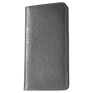 iPhone 7 ケース 手帳型ケース シルバーロック modaMania モーダマニア 高級イタリアンレザー