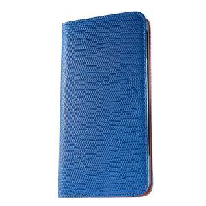 iPhone 7 Plus ケース 手帳型ケース  サフィール modaMania モーダマニア 高級 ブランド イタリアンレザー