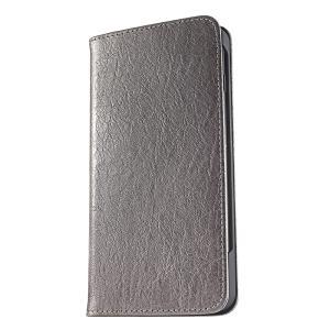 iPhone 7 Plus ケース 手帳型ケース シルバーロック modaMania モーダマニア 高級イタリアンレザー