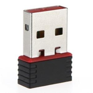 無線LANアダプタ USB 子機 Wi-Fi 150Mbps...