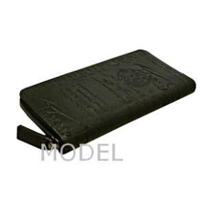 ベルルッティ Berluti 財布 サイフ さいふ メンズ 財布 カリグラフィ 長財布|model|02