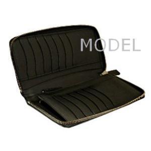 ベルルッティ Berluti 財布 サイフ さいふ メンズ 財布 カリグラフィ 長財布|model|05