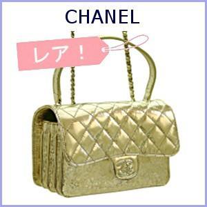 シャネル CHANEL バッグ ショルダーバッグ 新作 ゴールド CHANEL A68203 model