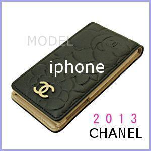 シャネル CHANEL iPhoneケース 新作 2013 カメリア モバイルケース 携帯ケース A68772|model