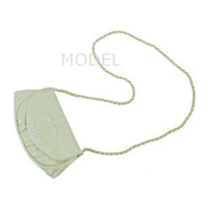 シャネル CHANEL バッグ 財布 チェーンウォレット チェーンバッグ ハーフムーン A40033|model|03
