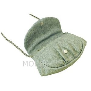 シャネル CHANEL バッグ 財布 チェーンウォレット チェーンバッグ ハーフムーン A40033|model|04