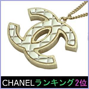 シャネル CHANEL ネックレス 新作 アクセサリー ココマーク A86160|model
