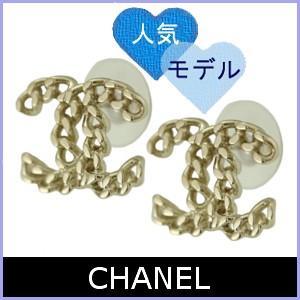シャネル CHANEL ピアス 新作 レディース アクセサリー ココマーク A96211|model