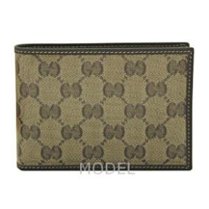 グッチ GUCCI メンズ 財布二つ折り GGクリスタル アウトレット 292534|model|02