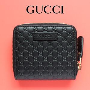 e778d7193765 グッチ GUCCI 財布 メンズ 二つ折り 黒/ブラック アウトレット 449395