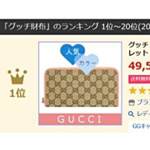 グッチ GUCCI 財布 レディース 長財布 GGキャンバス×ピンク アウトレット 363423|model|06