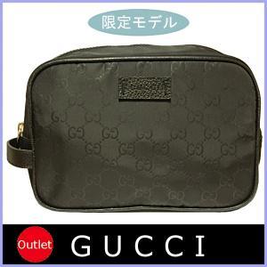 c6be20cde017 グッチ GUCCI バッグ メンズ セカンドバッグ GGナイロン 黒/ブラック 510338 アウトレット